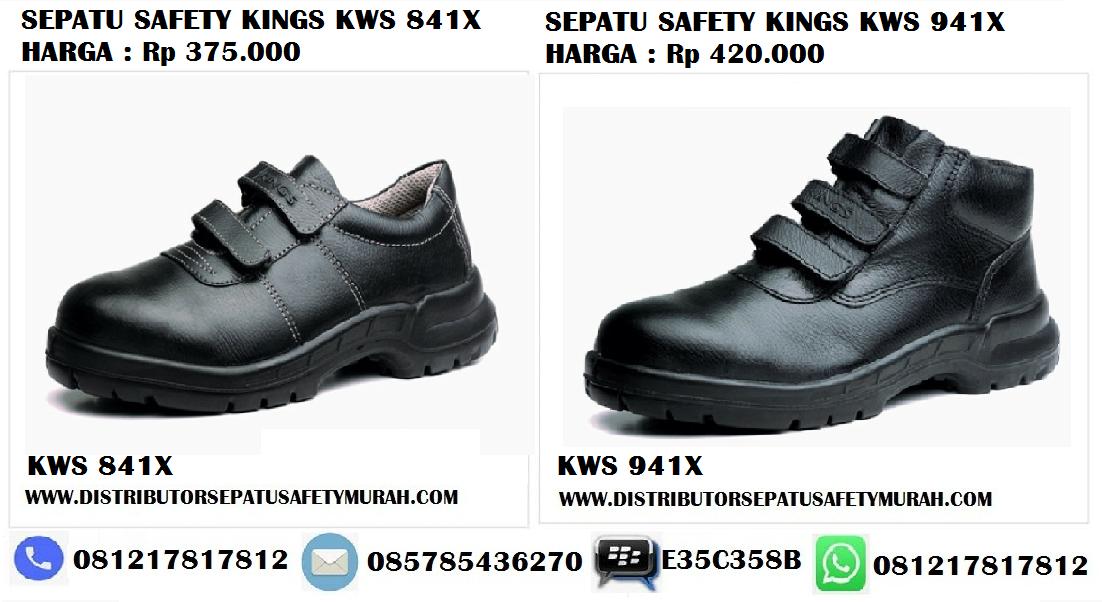 SEPATU SAFETY KING'S   SEPATU SAFETY MURAH SURABAYA