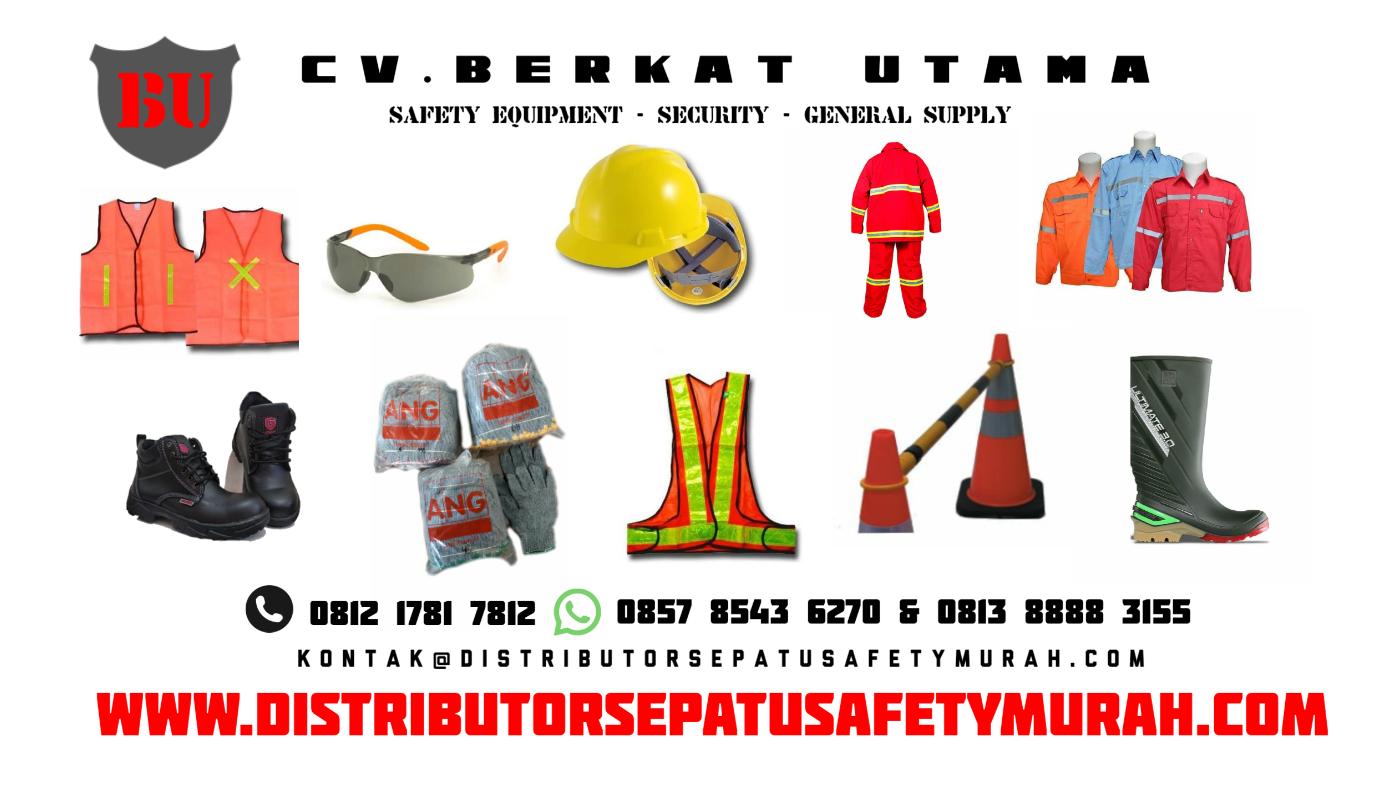 SEPATU SAFETY KING'S | SEPATU SAFETY MURAH SURABAYA